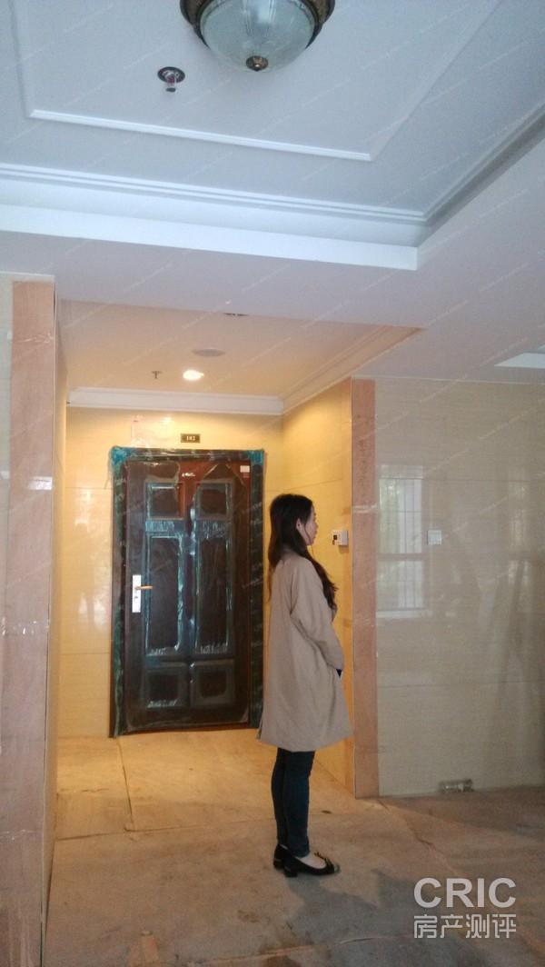 电梯公寓欧式装修图片