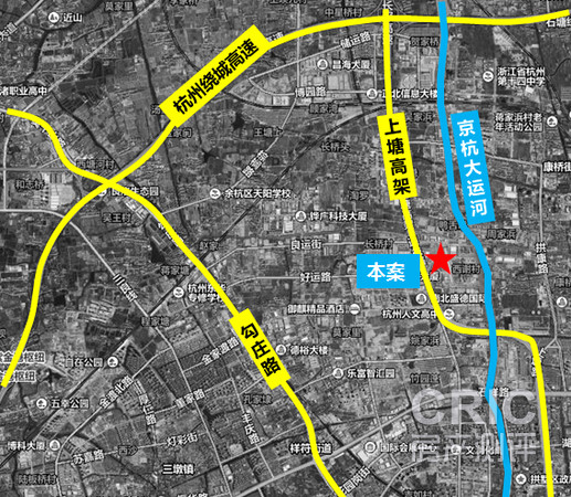 项目周边分布公交路线稀缺,公共交通不便,项目临近京杭大运河,未来会