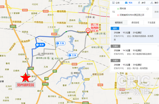 郑州碧桂园位于荥阳市洞林湖风景区