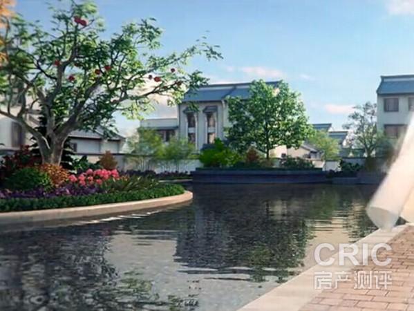 欧式文化庭院景观设计