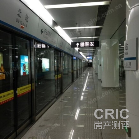 天津飞机场地铁站