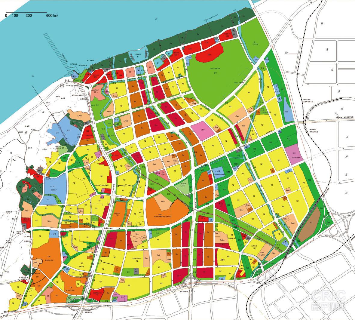 燕子矶新城规划-招商1872综合体升级面世图片
